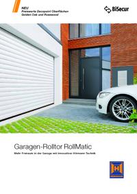 Katalog: Hörmann Garagenrolltor RollMatic