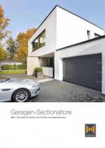 Katalog: Hörmann Garagensectionaltore für private Bauherren